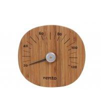 Termometer i bambus RENTO