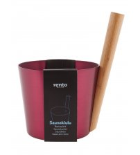Hliníkový kbelík Rento