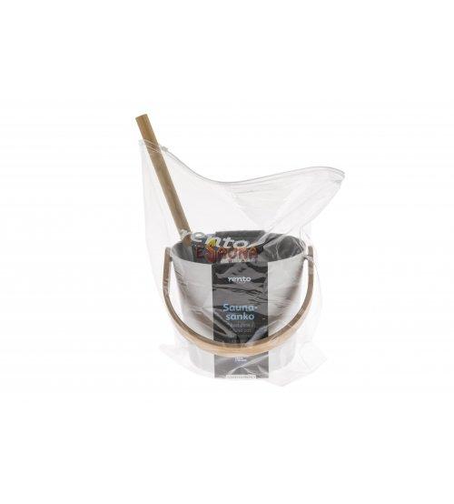 Подаръчен комплект RENTO алуминий Алиуминий натурален