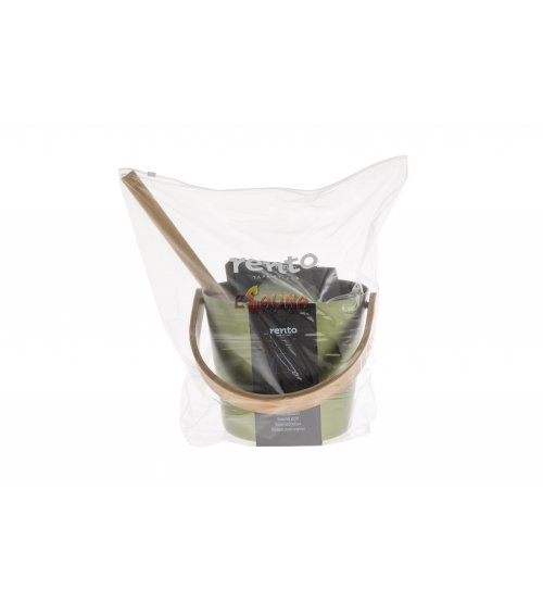Подаръчен комплект RENTO алуминий Зелен
