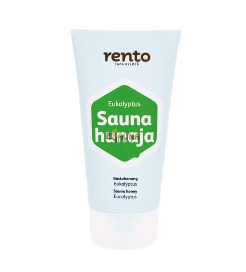 "Sauna au miel ""Eucalyptus"" RENTO"