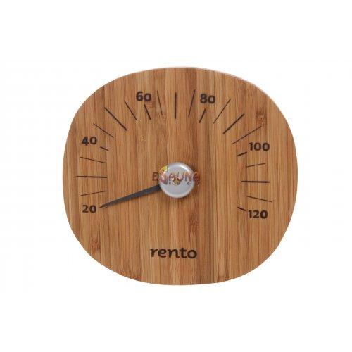 Termómetro en bambú RENTO