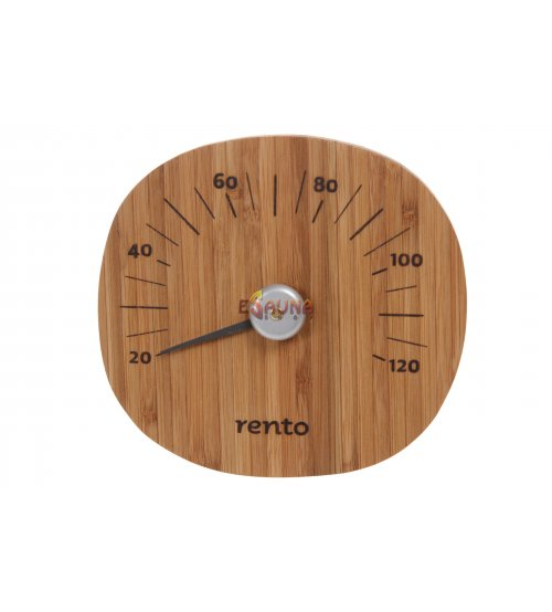 Thermometer in bamboo RENTO