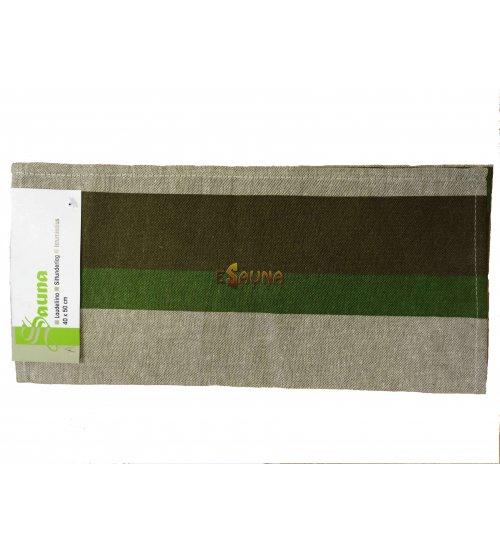 Towel for sauna 40x50 cm