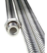 Sauflex galvanized stainless steel pipe for steam