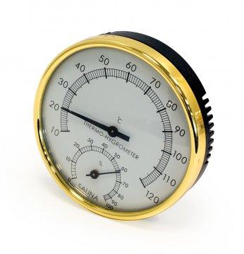 Thermo-hygromètre rond ..