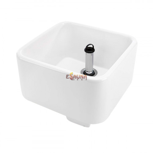 Sauflex kāju vanna, keramika, 16L