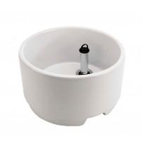Sauflex kojų vonelė, Keramika, 17L