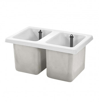 Kąpiel stóp Sauflex..