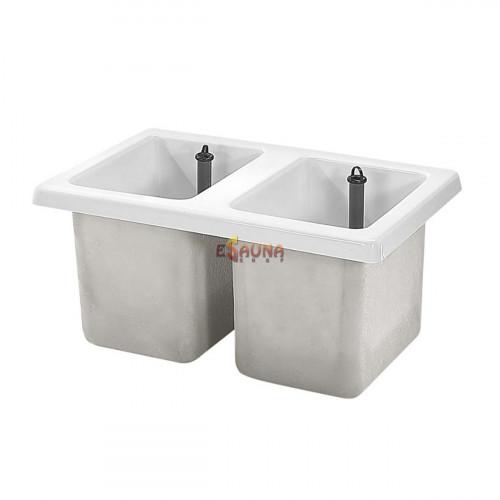 Sauflex kāju vanna