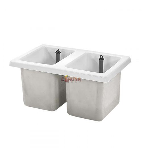 Kúpeľ na nohy Sauflex