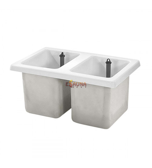 Baño de pies Sauflex