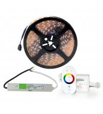 Sauflex 5050 LED RGB LUX komplet