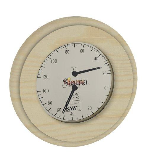 Sawo thermo-hygrometer 231-TH, pine