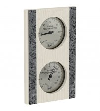 Sawo thermo-hygrometer 283-THR, aspen