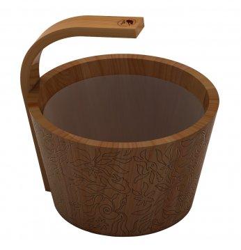 Sawo steamwater pail, c..