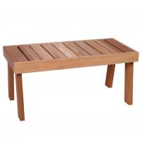 SAWO sauna bench 521-D