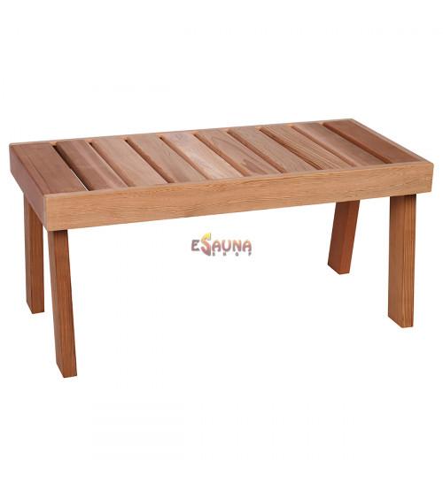 Ławka do sauny SAWO 521-D