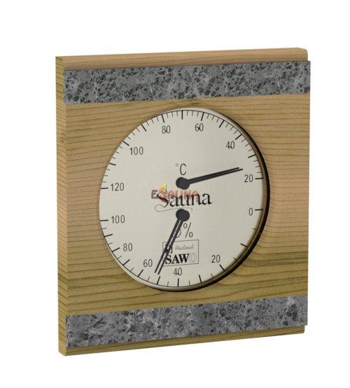 Sawo thermo-hygrometer 281-THR, cedar