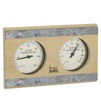 Sawo thermo-hygrometer 282-THR, pine