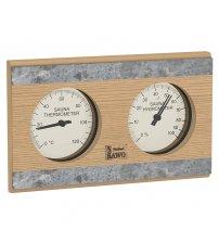 Sawo thermo-hygrometer 282-THR, cedar