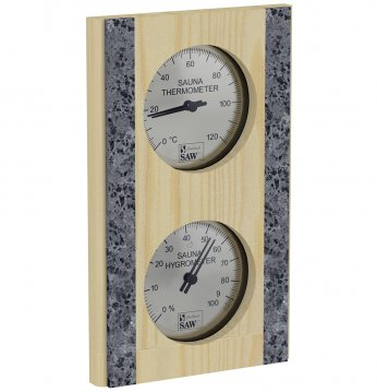 Sawo termo-hygrometer 2..