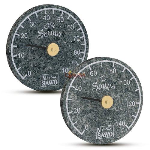 Sawo 290 termometras ir higrometras
