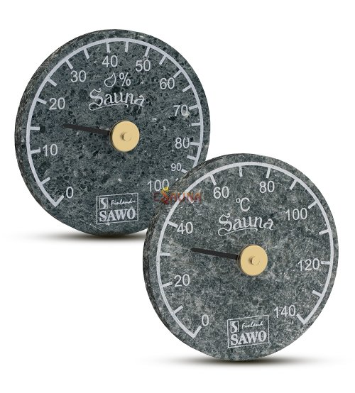 Sawo 290 thermometer & hygrometer