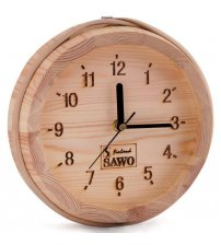Orologio Sawo 531, piccolo secchio, pino