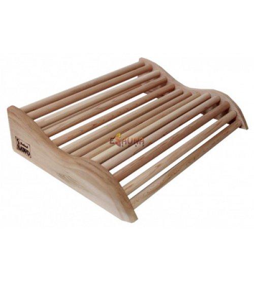 Sawo деревянный подголовник 510-D, кедр