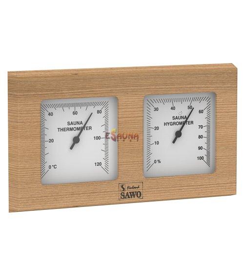 Sawo thermo-hygrometer 224-TH, zeder