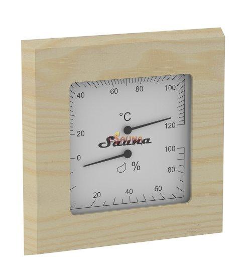 Sawo thermo-hygrometer 225-TH, pine