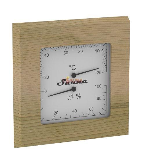 Sawo thermo-hygrometer 225-THD, cedar