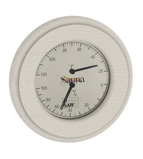 Sawo thermo-hygrometer 231-TH, aspen