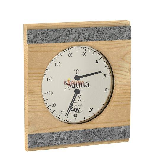Sawo thermo-hygrometer 281-THR, pine