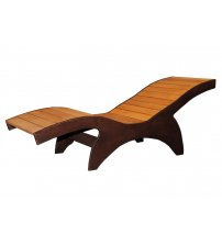 Sauna sæde VIP, Thermo asp