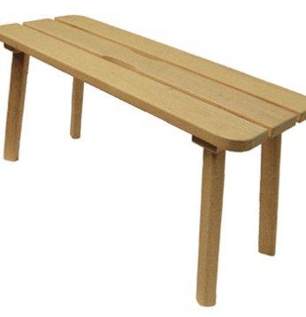 Ольховая скамейка, L..