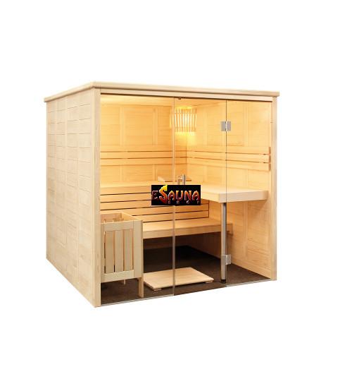 Cabina de sauna Sentiotec Alaska