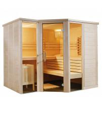 Infračervená saunová kabína Sentiotec Arktis Infra+