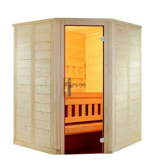 Cabina de sauna Sentiotec Wellfun