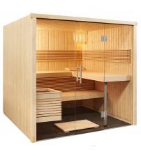 Sentiotec Panorama cabina sauna