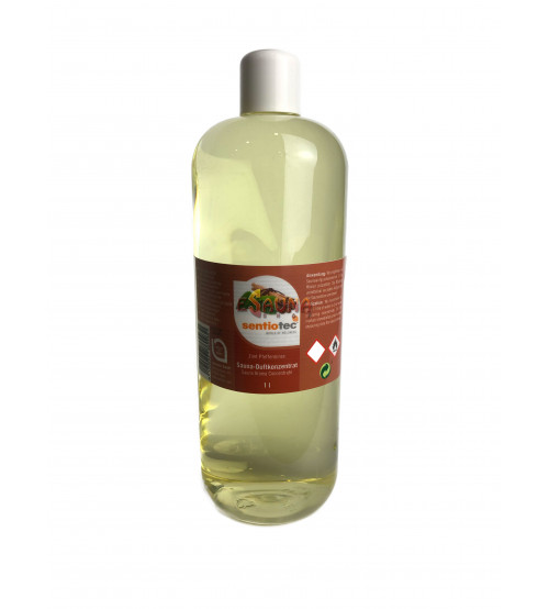 "Sentio Sauna concentrado aromático ""Cinnamon peppermint"", 1l"