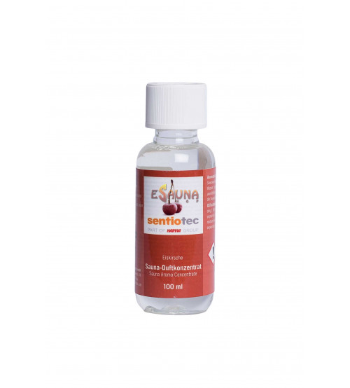 Sentiotec Sauna aroma concentrate, iced cherries