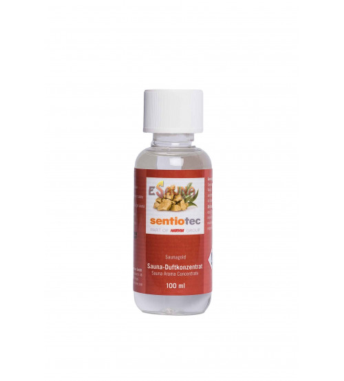 Aroma concentrato di sauna Sentiotec, Saunagold