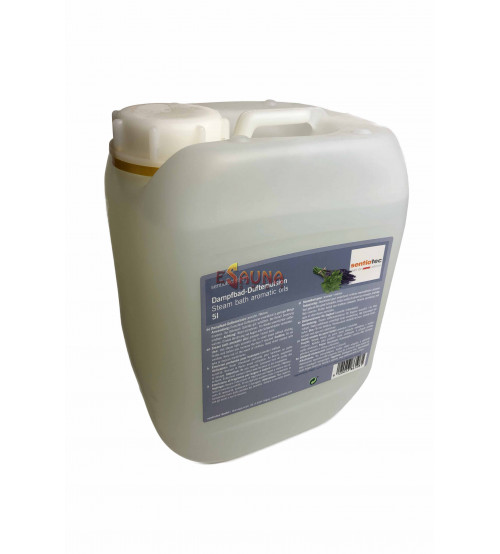 Sentiotec bagno di vapore oli aromatici Lavanda 5l