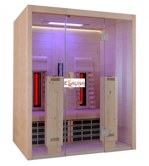 Sentiotec VitaMy 164 S&L infra kabina