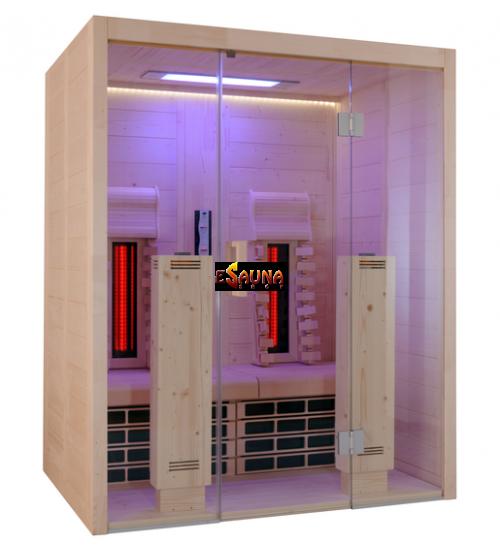 Cabine infrarouge Sentiotec VitaMy 164 S & L