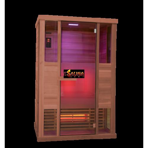 Sentiotec Phönix Medium infrared cabin