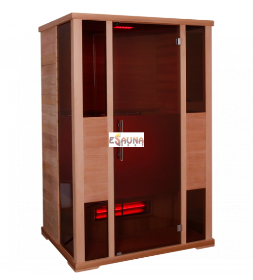 Sentiotec Phönix Gran cabina de infrarrojos