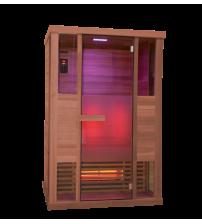 Cabina infrarroja mediana Sentiotec Phönix